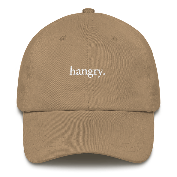 Hangry Dad Hat