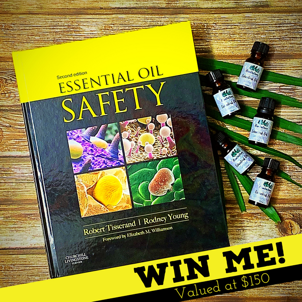 Win a Copy of Essential Oil Safety