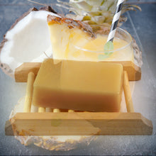 Load image into Gallery viewer, Coconut Pineapple & Vanilla | Glycerine Soap | Scentsations by Tash