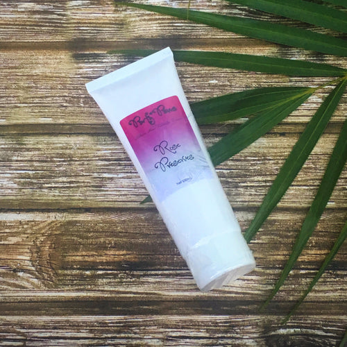 Rose Jelly Intense Hand Protector Cream - Scentsations by Tash