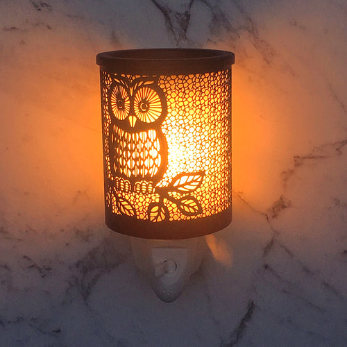 Plug In - Owl - Scentsations by Tash