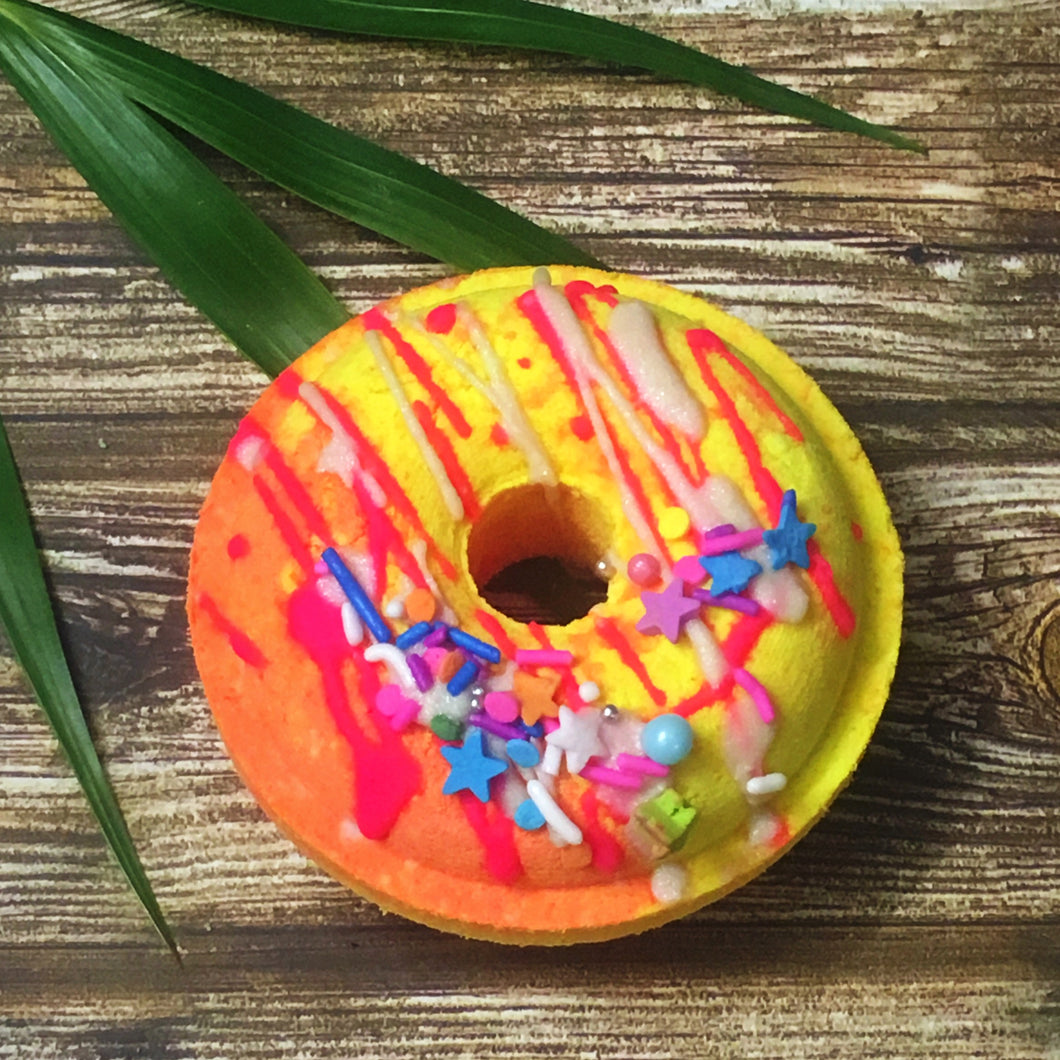 Bath Donut - Mimosa - Scentsations by Tash