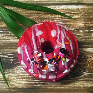 Bath Donut - Strawberry Champagne - Scentsations by Tash