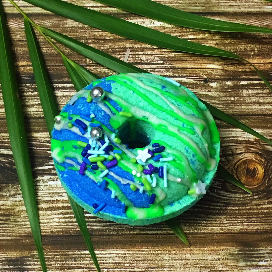 Bath Donut - Coconut Lime - Scentsations by Tash