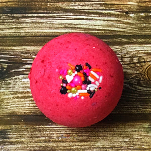 Bath Bomb - Watermelon Lemonade Crush - Scentsations by Tash