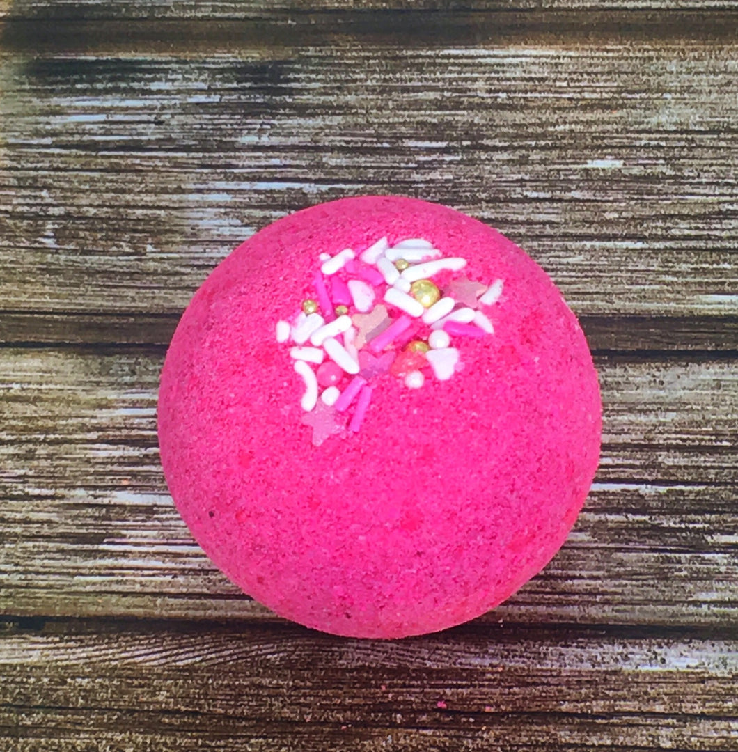 Bath Bomb - Bubblegum - Scentsations by Tash