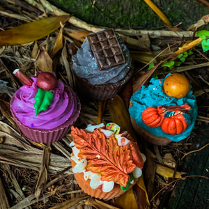 Autumn Cupcake Collection