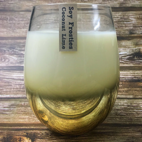 Stemless - Gold Ombre 450g - Scentsations by Tash