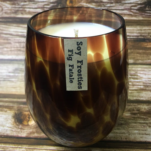 Stemless - Leopard Print 450g - Scentsations by Tash