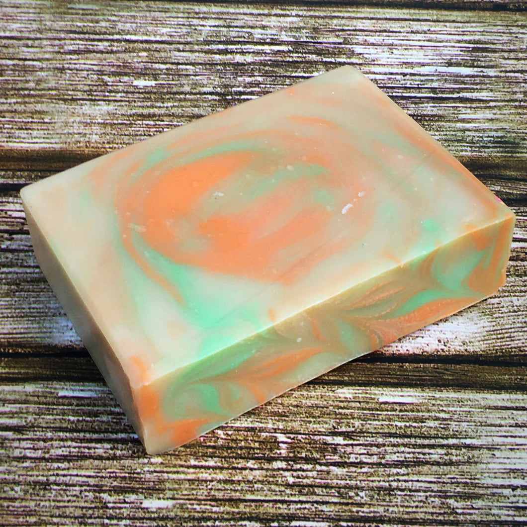Dry Ginger Ale | Luxury Artisan Soap | Scentsations by Tash