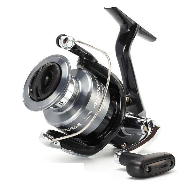 Original Shimano Sienna Spinning Fishing Reel