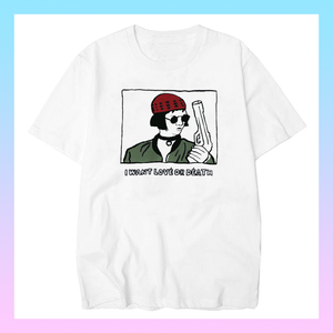 Leon the Professional Matilda Love or Death Gun T-Shirt