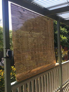 Ready Made Deluxe Exterior Bamboo Blinds