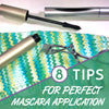 mascara application tips - simplebeautyminerals.com