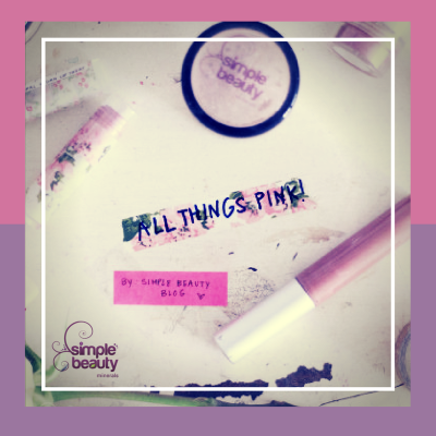 The All Things Pink (Makeup) Post