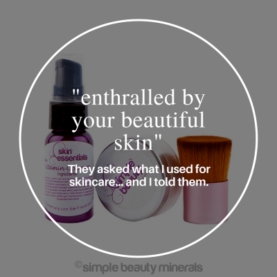 'Enthralled By Beautiful Skin' - A Customer Testimonial