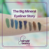 The *Big* Mineral Eyeliner Story