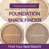 Foundation Shade Finder - Find Your Best Match