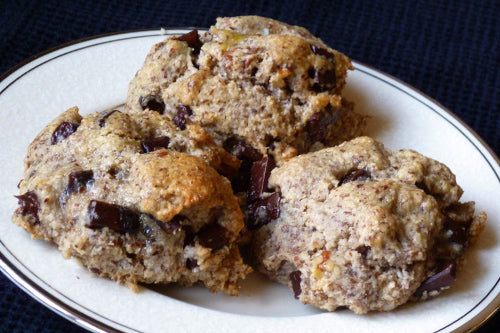 Coconut Chocolate Chip Breakfast Cookies - Get Your Glow From Good Food