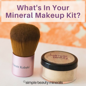 What's In Your Mineral Makeup Kit?