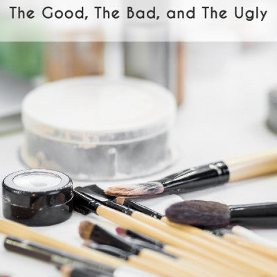 Natural Cosmetics, The Good, The Bad and The Ugly