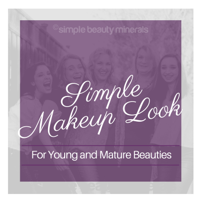 Simple Makeup Look for Both Young and Mature Beauties (with Video)