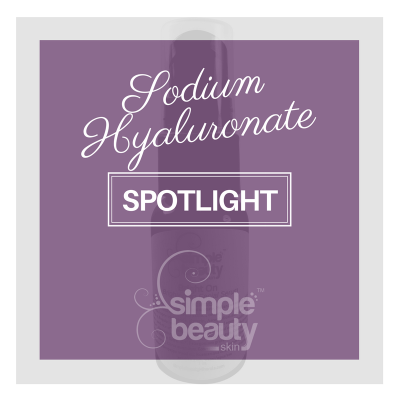 Sodium Hyaluronate Spotlight