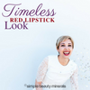 Red Lipstick Mineral - simplebeautyminerals.com