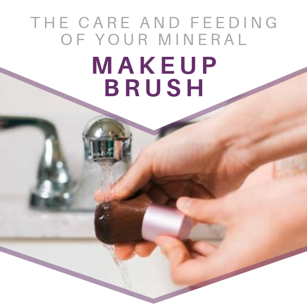 The Care And Feeding Of Your Mineral Makeup Brushes
