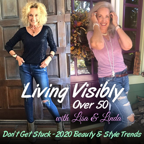 living visibly over 50 podcast
