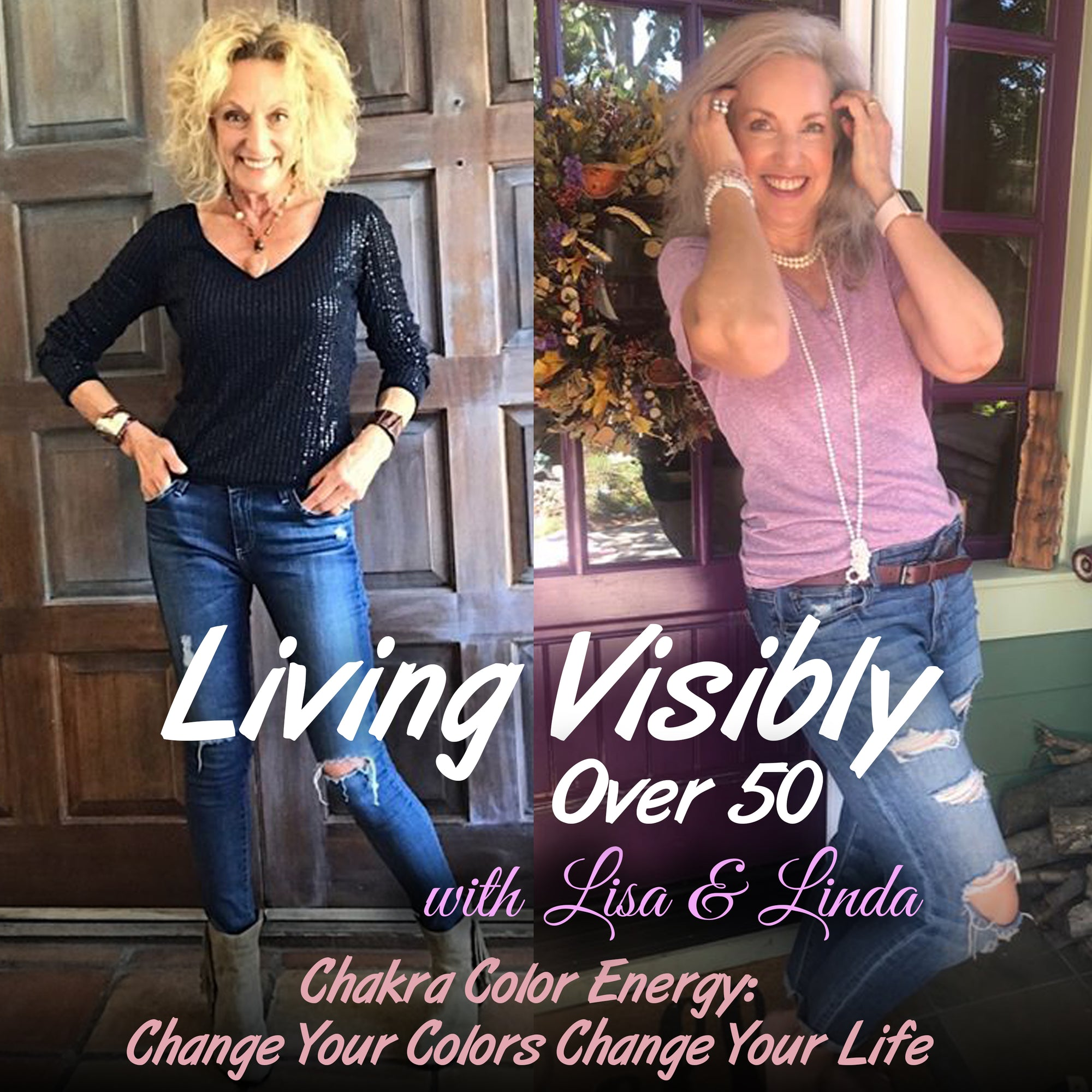 living visibly over 50 chakra color energy for beauty and style