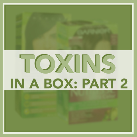 hair dye toxins in a box - simplebeautyminerals.com