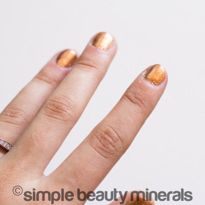 DIY Non-Toxic Nails | Simple Beauty Minerals