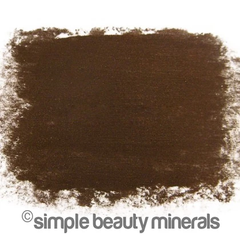 black coffee mineral eyeliner pencil - simplebeautyminerals.com