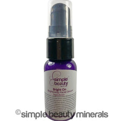 BRIGHT ON – BRIGHTENING FACIAL SERUM | simplebeautyminerals.com