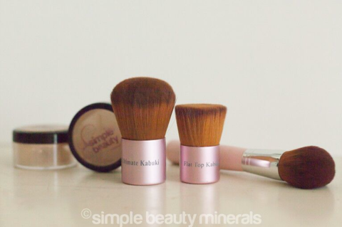 shop makeup brushes - simplebeautyminerals.com
