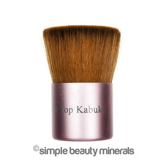 FLAT TOP BUFFER & BRONZER BRUSH | simplebeautyminerals.com