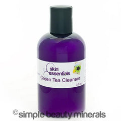 GREEN TEA LOTION CLEANSER | simplebeautyminerals.com