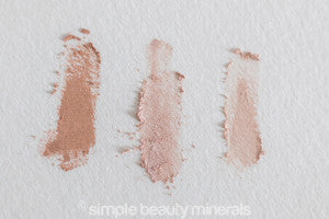 Simple Beauty Minerals - Opposites Attract - Best Eyeshadow Shades for your eye color