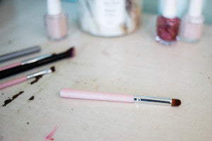 Simple Beauty Minerals - Guide To Eye Makeup Brushes