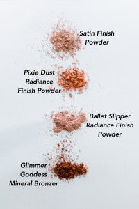 Highlight Powder Compare - Which Highlight Suits You Best | Simple Beauty Minerals