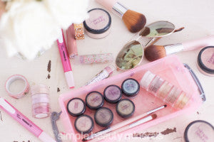 The All Things Pink (Makeup) Post | Simple Beauty Minerals