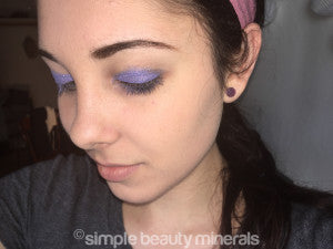 Blue Opal Mineral Eye Shadow | Simple Beauty Minerals