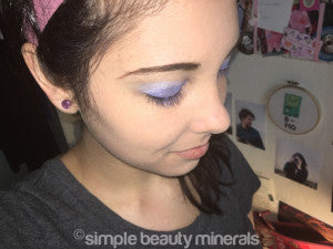 Iris Mineral Eye Shadow | Simple Beauty Minerals