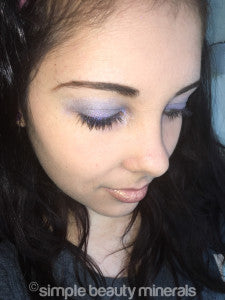 Lavender And Lemonade: Makeup Inspiration | Simple Beauty Minerals