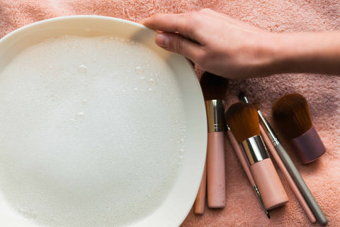 The Care And Feeding Of Your Mineral Makeup Brushes |  Simple Beauty Minerals