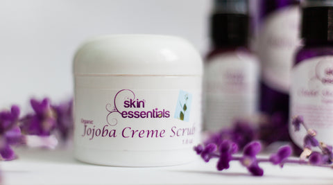 Simple Beauty Minerals - Jojoba Creme Scrub