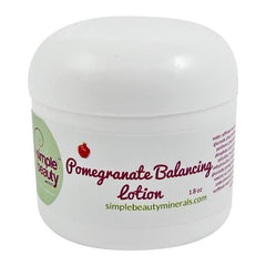 POMEGRANATE BALANCING PROTECTANT LOTION | simplebeautyminerals.com