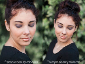 Mystery Mineral Eyeshadow | Simple Beauty Minerals
