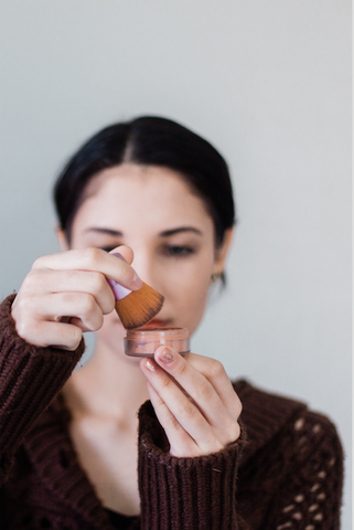 Simple Beauty Minerals - How To Bronze Beautifully